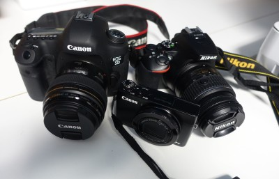 Which camera to use?!